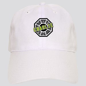 Charlie Dharma Logo from LOST Cap