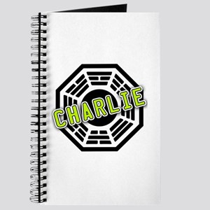 Charlie Dharma Logo from LOST Journal