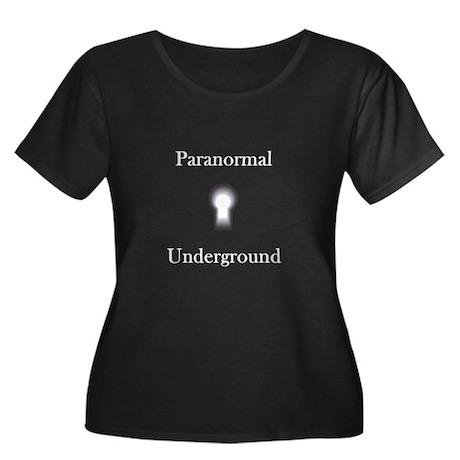 Paranormal Underground Women's Plus Size Scoop Nec