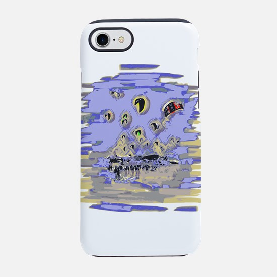 Kite Surfing iPhone 7 Tough Case