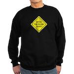 Watch For Falling Rocks Sweatshirt (dark)