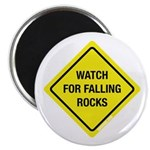 Watch For Falling Rocks Magnet