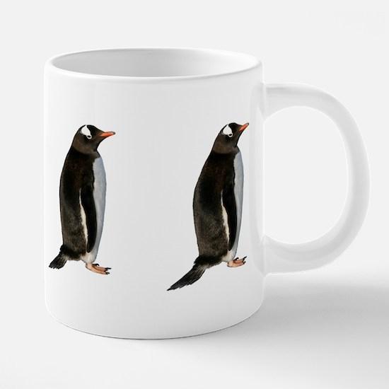 Gentoo Penguin 20 oz Ceramic Mega Mug
