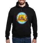 Illuminati Golden Apple Hoodie (dark)