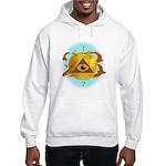 Illuminati Golden Apple Hooded Sweatshirt