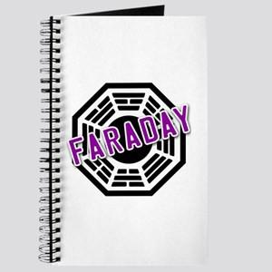 FARADAY Dharma Logo from LOST Journal