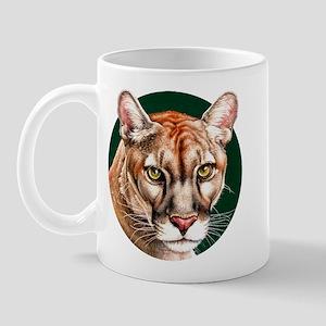 Panther Portrait Mug