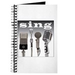 4 Microphones with Sing Journal