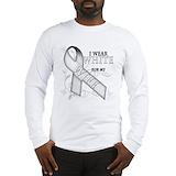 Lung cancer survivor Long Sleeve T-shirts