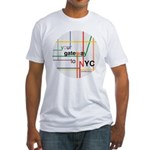 Gateway Fitted T-Shirt
