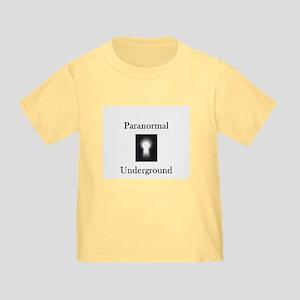 Paranormal Underground Toddler T-Shirt