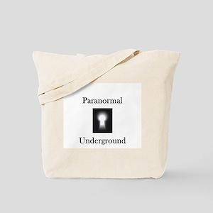Paranormal Underground Tote Bag