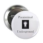 """Paranormal Underground 2.25"""" Button"""