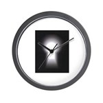 Paranormal Underground Wall Clock