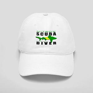 Scuba Diver: Nitrox Shark Cap