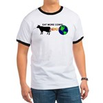 EAT MORE COWS! Ringer T
