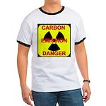 CARBON EMISSION DANGER Ringer T