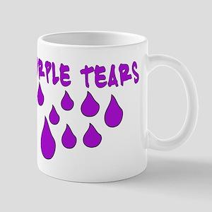 PURPLE TEARS Mug