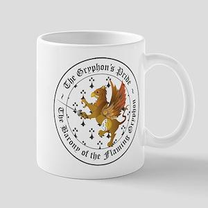 Gryphon's Pride Rapier Mug