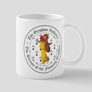 Gryphon's Pride Valkyrie Mug