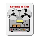 Keeping It Reel Mousepad