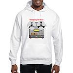 Keeping It Reel Hooded Sweatshirt
