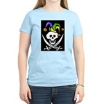 Mardi Gras Women's Light T-Shirt