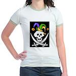 Mardi Gras Jr. Ringer T-Shirt