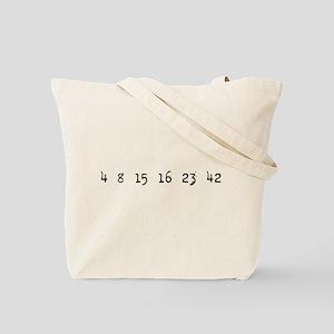 4815162342 LOST Numbers Tote Bag