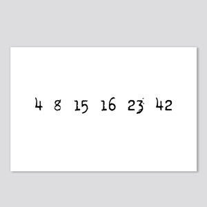 4815162342 LOST Numbers Postcards (Package of 8)