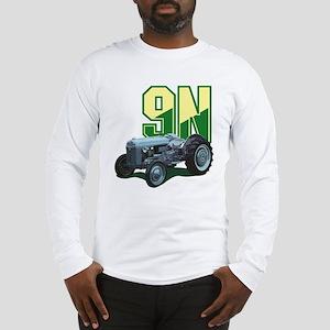 The 9N Long Sleeve T-Shirt