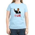 I Lie Women's Light T-Shirt