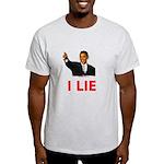 I Lie Light T-Shirt