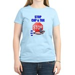 Stop Cap & Tax Women's Light T-Shirt