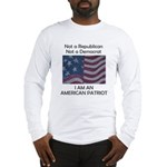 Amrican Patriot Long Sleeve T-Shirt