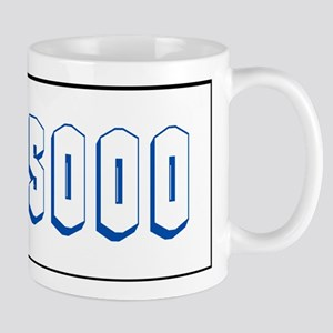 Ford5000-bev Mugs