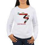 Waterloo, Waterloo Women's Long Sleeve T-Shirt