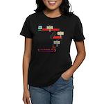Waterloo, Waterloo Women's Dark T-Shirt