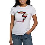 Waterloo, Waterloo Women's T-Shirt