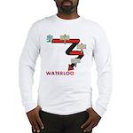 Waterloo, Waterloo Long Sleeve T-Shirt