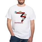 Waterloo, Waterloo White T-Shirt