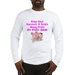 Keep Your Hammer & Sickle Awa Long Sleeve T-Shirt