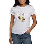 NC Tea Bag Women's T-Shirt