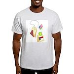 NC Tea Bag Light T-Shirt