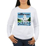 2009 Washington Tea Party Women's Long Sleeve T-Sh