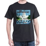 2009 Washington Tea Party Dark T-Shirt