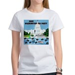 2009 Washington Tea Party Women's T-Shirt