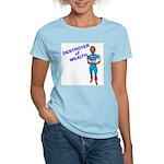 DESTORYER of WEALTH Women's Light T-Shirt