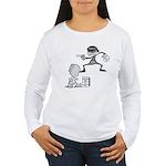 Generational Theft Women's Long Sleeve T-Shirt