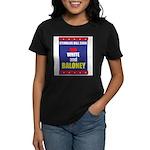 Red White & Baloney Women's Dark T-Shirt